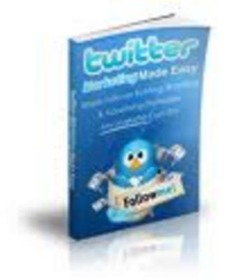 Product picture Twitter Marketing Made Easy-Easy Money