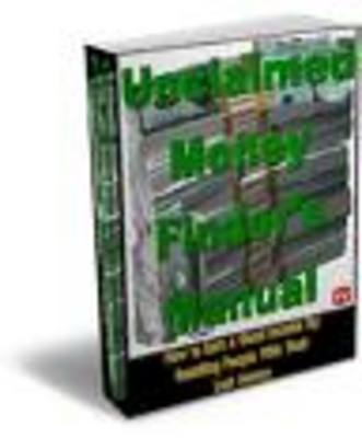 Product picture The Money Finders Guide- Easy money Online