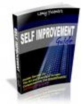Product picture Self Improvement Guide-self help