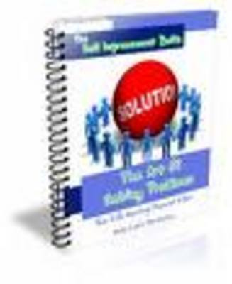 Product picture Self Improvement Buff Series-self development,self help