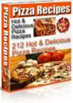 Product picture Hot And Delicious Pizza Recipes-easy recipes/recipe
